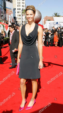 Anna Rawson Golfer Anna Rawson arrives at the 15th annual ESPY Awards, in Los Angeles