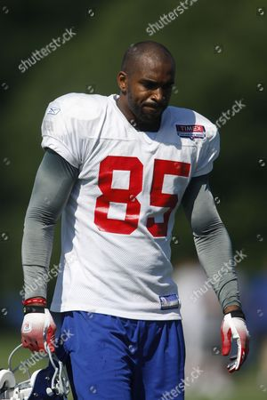 David Tyree New York Giants wide receiver David Tyree takes a break during NFL football training camp in Albany, N.Y