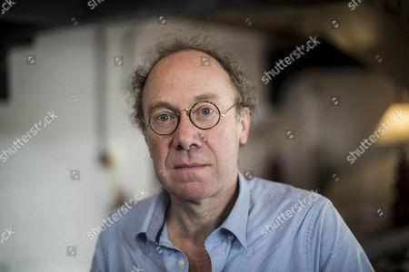Stock Image of Ben Macintyre