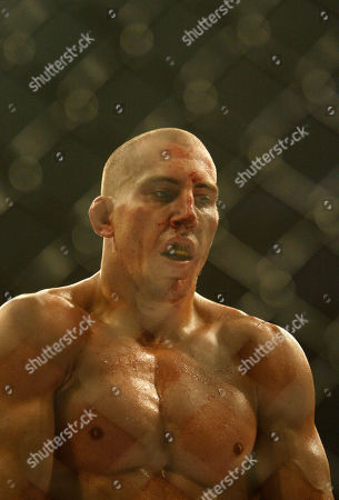 Jesse Taylor Jesse Taylor after losing to Jay Hieron in a Strikeforce mixed martial arts event, in San Jose, Calif