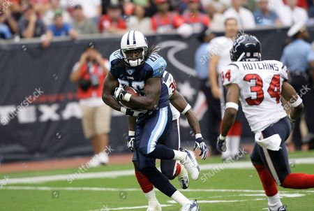 Ben Hartsock Tennessee Titans tight end Ben Hartsock runs for yardage during an NFL football game in Houston