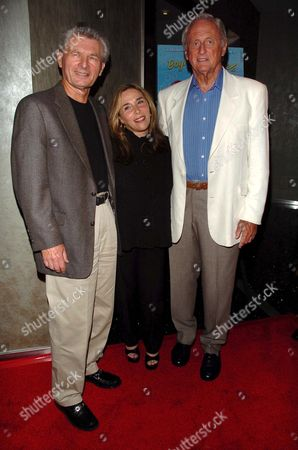 Meyer Gottleib, Susan Seidelman and Samuel Goldwyn, Jr.