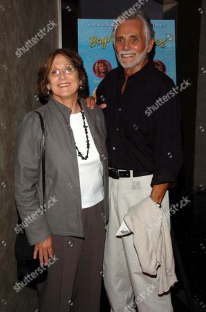 David Hedison and wife Bridget