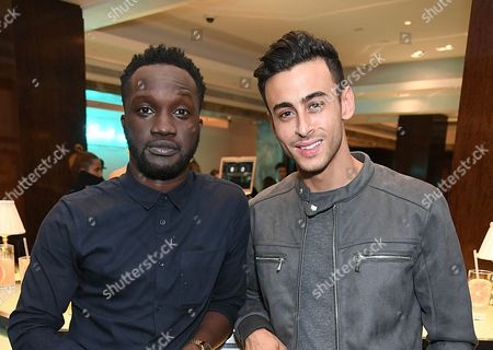 Arnold Oceng and Fady Elsayed