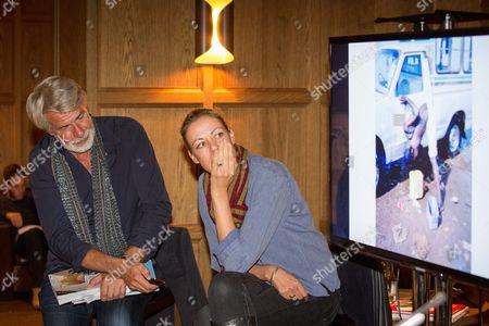 Chris Dercon and Viviane Sassen