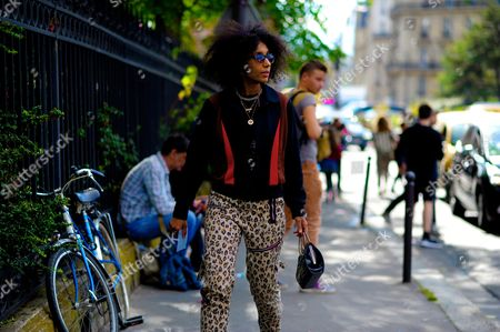 Chioma Nnadi and Street Style