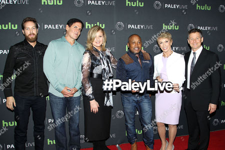 Chris Sacca, Mark Cuban, Arianna Huffington, Daymond John, Clay Newbill