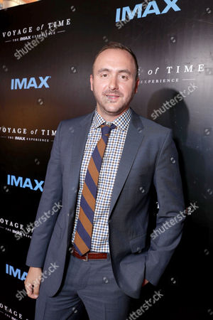 Editorial image of 'Voyage of Time: The IMAX Experience' premiere, Arrivals, Los Angeles, USA - 28 Sep 2016