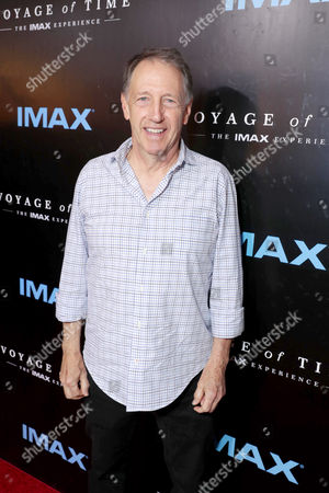 Editorial picture of 'Voyage of Time: The IMAX Experience' premiere, Arrivals, Los Angeles, USA - 28 Sep 2016