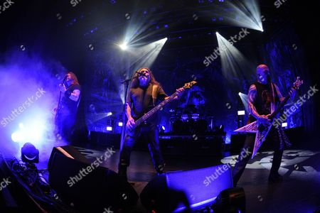 Gary Holt, Tom Araya, Paul Bostaph, Kerry King