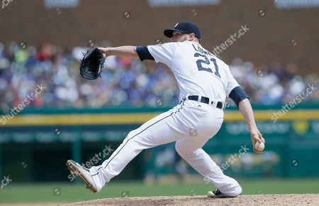 Mark Lowe Detroit Tigers relief pitcher Mark Lowe throws during the eighth inning of a baseball game against the Toronto Blue Jays, in Detroit