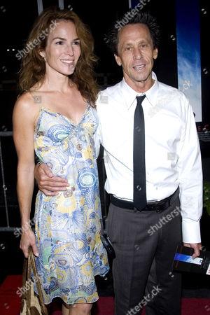 Gigi Levangie and Brian Grazer