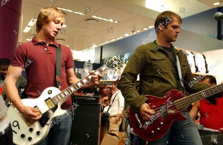 Plain White T's - Dave Tirio and Mike Retondo