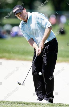 Editorial image of PGA Tour Champions Golf, Des Moines, USA