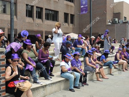 Editorial image of Prince Party, New York, USA