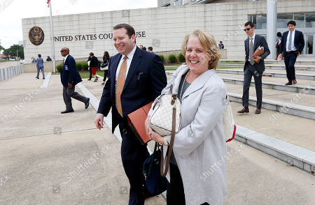 Roberta Kaplan Roberta Kaplan, a New York based attorney, representing Campaign for Southern Equality and a lesbian couple, and a member of her legal team, leave the federal courthouse in Jackson, Miss., during a lunch break . Kaplan and others are challenging HB 1523 on the grounds that it violates the principle of separation of church and state contained in the First Amendment to the U.S. Constitution. The plaintiffs, which include Mississippi ministers, community leaders, civic activists and a Hattiesburg church, are asking the federal court to issue an injunction blocking the bill from taking effect July 1