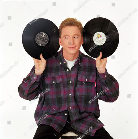Stock Picture of 'The Beat' - TV Programme - Gary Crowley - 1993