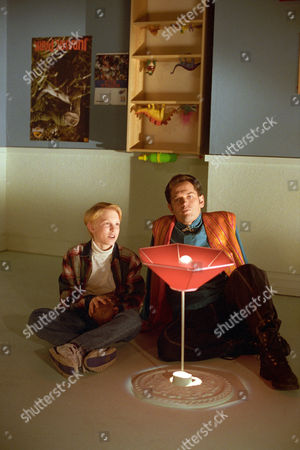 'Mike and Angelo' TV Series - Michael Benz and Tim Whitnall