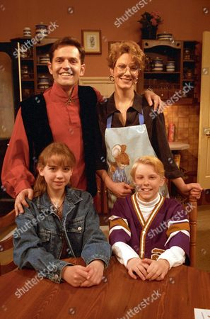 'Mike and Angelo' TV Series - Tim Whitnall and Shelley Thompson, Gemma Gregory and Michael Benz