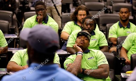 Editorial picture of Seahawks Rookie Education Football, Renton, USA
