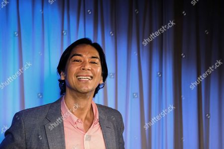 "Kalani Queypo This photo shows Hawaiian-born actor, Kalani Queypo posing for a portrait after an interview in Los Angeles. Queypo portrayed American Indian leader Squanto in the miniseries ""Saints & Strangers"