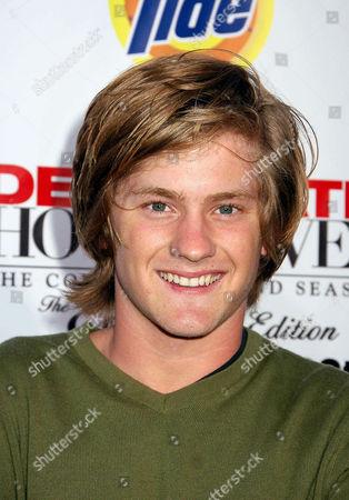 Stock Photo of Cody Kasch