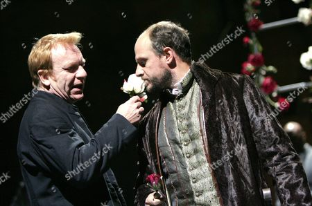 Henry VI - Clive Wood and Nicholas Asbery