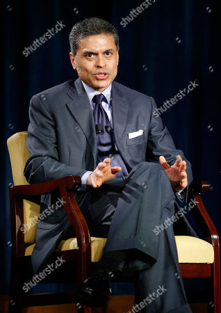 Fareed Zakaria CNN's Fareed Zakaria speaks before moderating a panel featuring four Federal Reserve Chair Janet Yellen, and former Federal Reserve chairs Ben Bernanke, Paul Volcker and Alan Greenspan (via video conference), who appeared together for the first time, in New York