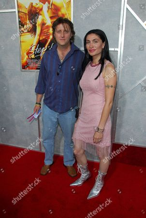 Editorial image of 'Step Up' film premiere, Los Angeles, America - 07 Aug 2006