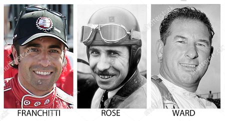 S showing Dario Franchitti in 2013, Mauri Rose in 1937 and Rodger Ward in 1959. As the Indianapolis 500 celebrates its centennial race, The Associated Press has come up with an all-star 33-driver starting field. Franchitti, Rose and Ward are listed in Row 5