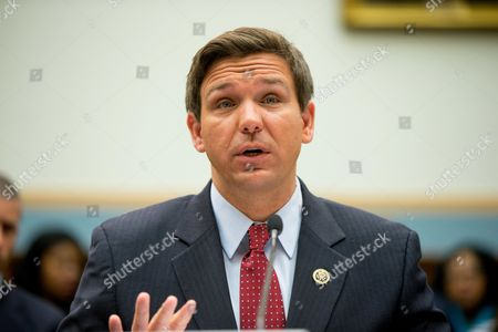 Ron DeSantis House Judiciary Committee member Rep. Ron DeSantis, R-Fla. testifies on Capitol Hill in Washington, before the House Judiciary Committee hearing on allegations of misconduct against IRS Commissioner John Koskinen