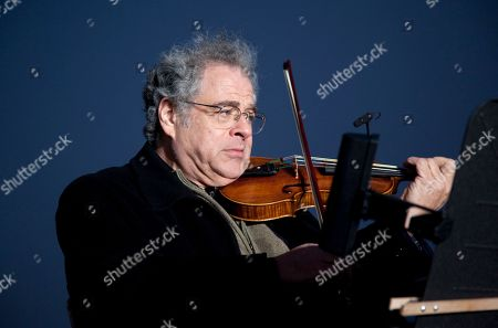 Itzhak Perlman Itzhak Perlman plays the violin during the National Menorah lighting in celebration of Hanukkah near the White House in Washington. Another renowned musician has canceled a North Carolina performance in protest of the state's new law limiting anti-discrimination policies for LGBT people. In a Facebook post, Perlman canceled his May 18 performance in Raleigh. The post says Perlman will return to North Carolina only after the law is repealed