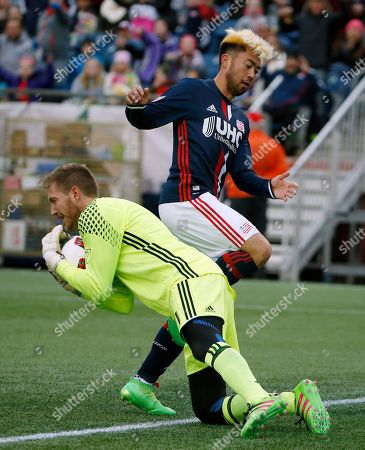 Editorial photo of MLS Toronto FC Revolution Soccer, Foxborough, USA