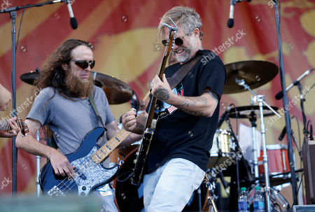 Anders Osborne Anders Osborne performs at the New Orleans Jazz and Heritage Festival in New Orleans