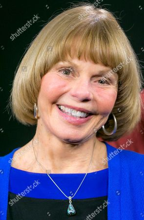"""Stock Image of Toni Tennille Toni Tennille, best known as one-half of the 1970s duo Captain & Tennille, poses for a photo in Los Angeles on . Tennille has written a memoir, """"Toni Tennille,"""" which details her relationship with husband Daryl Dragon"""
