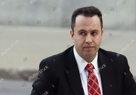 Stock Picture of Jared Fogle Former Subway pitchman Jared Fogle arrives at the federal courthouse in Indianapolis. Prosecutors have replied to former Subway pitchman Jared Fogle's appeal of his more than 15-year sentence with a court filing, that includes text messages illustrating his efforts to find teenagers for sex. The texts were part of Fogle's November's sentencing hearing. He had pleaded guilty to distributing and receiving child pornography and traveling out of state to engage in illicit sexual conduct with a minor