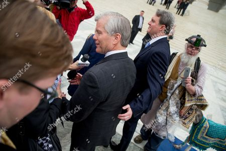 Bob McDonnell Former Virginia Gov. Bob McDonnell leaves the Supreme Court in Washington, after the Supreme Court heard oral arguments on the corruption case against McDonnell. The Supreme Court seems likely to overturn the conviction of McDonnell on political corruption charges and place new limits on the reach of federal bribery laws