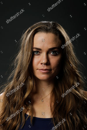 Natalie Coughlin Swimmer Natalie Coughlin poses for photos at the 2016 Team USA Media Summit, in Beverly Hills, Calif