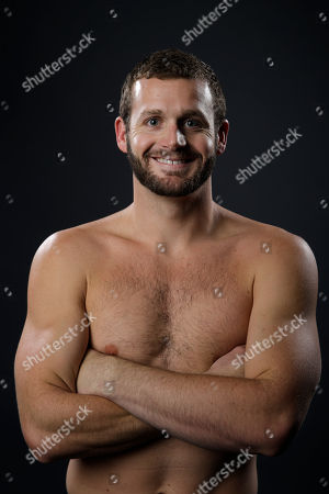 Tyler Clary Swimmer Tyler Clary poses for photos at the 2016 Team USA Media Summit, in Beverly Hills, Calif