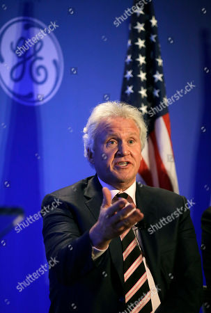 Jeff Immelt General Electric CEO Jeff Immelt takes questions during a news conference in Boston, held to unveil more details about GE's move to the city. GE is pledging to spend $50 million on a series of initiatives in Boston