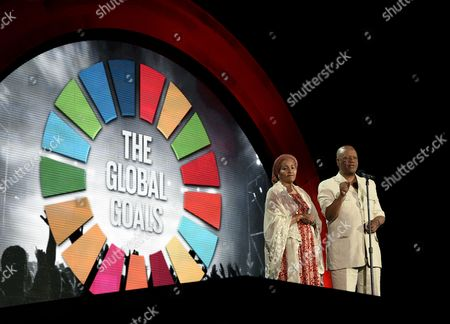 Editorial image of Global Citizen Festival, New York, USA - 24 Sep 2016