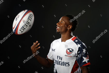 Carlin Isles Rugby player Carlin Isles poses for photos at the 2016 Team USA Media Summit, in Beverly Hills, Calif. The 26-year-old is a good bet to earn a spot on Team USA as rugby sevens makes its Olympic debut at the Rio Games. Maybe even in track as well, should he qualify in the 100 meters at the Olympic trials in July