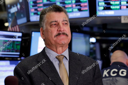 Keith Hernandez New York Mets announcer and former player Keith Hernandez is interviewed on the floor of the New York Stock Exchange