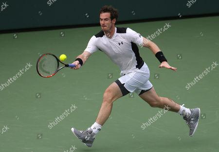 Editorial photo of Key Biscayne Tennis, Key Biscayne, USA