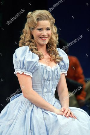 Editorial image of 'Seven Brides for Seven Brothers' Musical at the Theatre Royal Haymarket, London, Britain - 2006