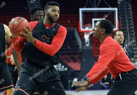 Aaron Ross, Pooh Williamson Texas Tech's Aaron Ross, left, participates in a drill with assistant coach Pooh Williamson during practice for a first-round men's college basketball game in the NCAA Tournament in Raleigh, N.C., . Texas Tech pays Butler on Thursday