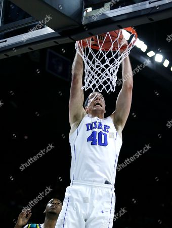 Marshall Plumlee Duke center Marshall Plumlee (40) in the first half during the first round of the NCAA college men's basketball tournament in Providence, R.I