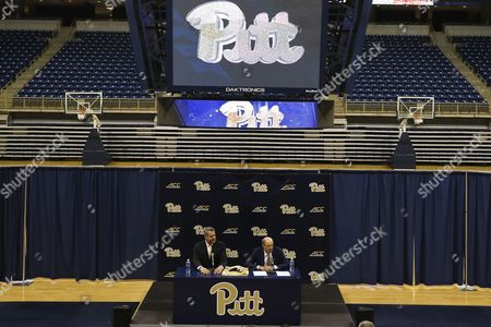 Editorial image of Pittsburgh Stallings Basketball, Pittsburgh, USA