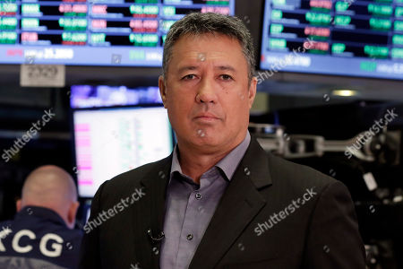 Ron Darling New York Mets announcer and former player Ron Darling is interviewed on the floor of the New York Stock Exchange