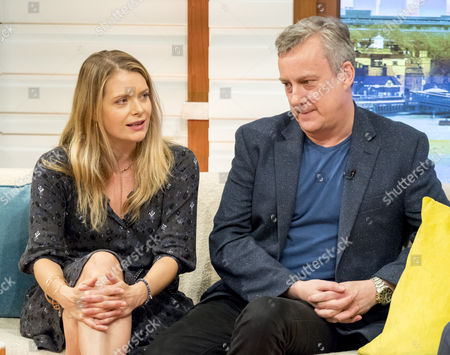 Andrea Lowe and Stephen Tompkinson